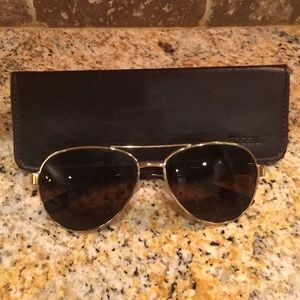 Women's Fossil Sunglasses and Case